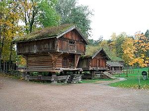 Telemarkstunet Norsk Folkemuseum 0