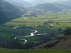 Teme valley towards Knucklas - geograph.org.uk - 397749.jpg