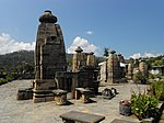 Temples of Baijnath: Group of ancient temples, consisting of main shrine of Siva and 17 subsidiary shrines