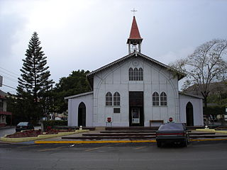 Iglesia de Santa Bárbara (Santa Rosalía) Santa Rosalía