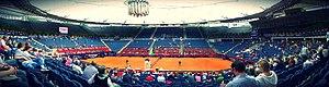 Am Rothenbaum - Main court at Am Rothenbaum during the 2012 International German Open