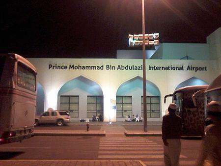 Lapangan Terbang Antarabangsa Putera Mohammad Bin Abdulaziz