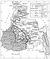 Territory claimed for West Bengal during Partition of Bengal (1947) by the Congress dissidents.jpg