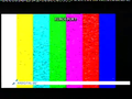 Test pattern on EuroSport channel before shutdowning. Only after 11 seconds showing this test pattern, channel was closed..png