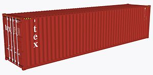 Textainer Group Holdings - Image: Textainer container