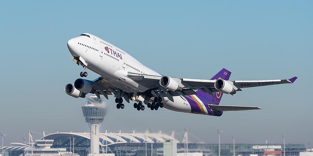 Thai Airways International Boeing 747-4D7 HS-TGP MUC 2015 03.jpg