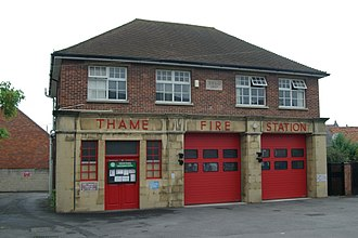 Oxfordshire Fire and Rescue Service - Thame Fire Station