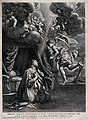 The Annunciation to the Virgin. Engraving by C. Bloemaert, c Wellcome V0034573.jpg