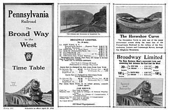 Broadway Limited - The Broadway Limited  1928