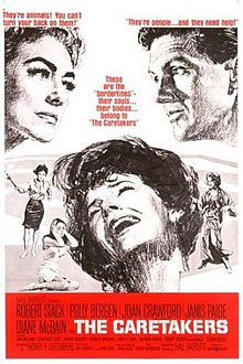 The Caretakers (1963 movie poster).jpg