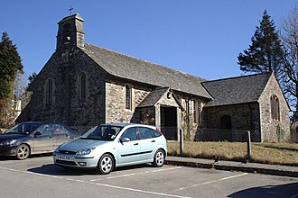 Camelford - The church of St Thomas of Canterbury