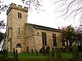 The Church of St Margaret of Antioch , Tanfield - geograph.org.uk - 613799.jpg