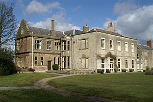 Charlton House, Wraxall - Image: The Downs School geograph.org.uk 132638