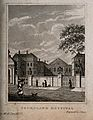 The Foundling Hospital, seen from Lamb's Conduit Street. Eng Wellcome V0013473.jpg