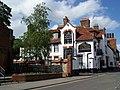 The George Hotel, Amesbury - geograph.org.uk - 864145.jpg