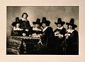 The Governors of the Hospital for Poor Children, Haarlem. Ph Wellcome V0006690.jpg