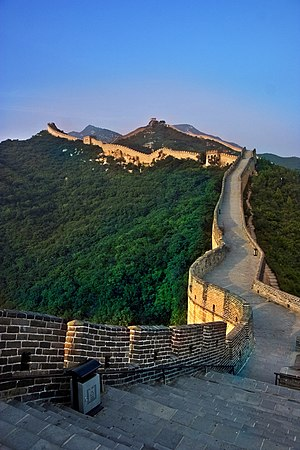 Badaling - The Great Wall of China, Badaling Section