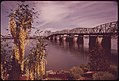 The Interstate Bridge Which Connects Portland and Vancouver, Washington, Is the Only Columbia River Crossing for 50 Miles 05-1973 (4271583669).jpg