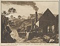 The Iron Forge between Dolgelli and Barmouth in Merioneth Shire, Plate 6 of XII Views in North Wales MET DP104271.jpg