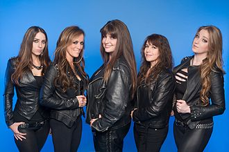 The Iron Maidens - The Iron Maidens 2016 Lineup