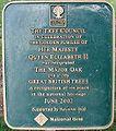 The Major Oak Great British Tree plaque.jpg