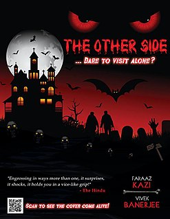 <i>The Other Side</i> (novel) book by Faraaz Kazi