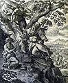 The Phillip Medhurst Picture Torah 120. Abraham sacrificing Isaac. Genesis cap 22 v 13. Wierix.jpg