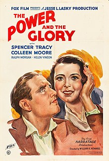 The Power and the Glory (1933 film poster).jpg
