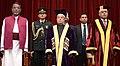 The President, Shri Pranab Mukherjee at the Founder's Day celebration of the St. Stephen's College, in New Delhi on December 07, 2016.jpg