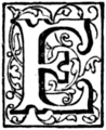 The Raven; with literary and historical commentary - preface, initial.png