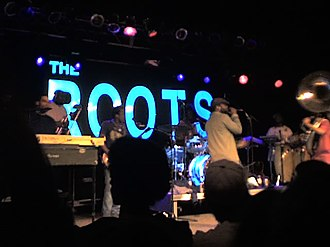 The Roots - The Roots performing