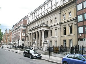 The Royal College of Surgeons on the south side of Lincoln's Inn Fields - geograph.org.uk - 884253.jpg