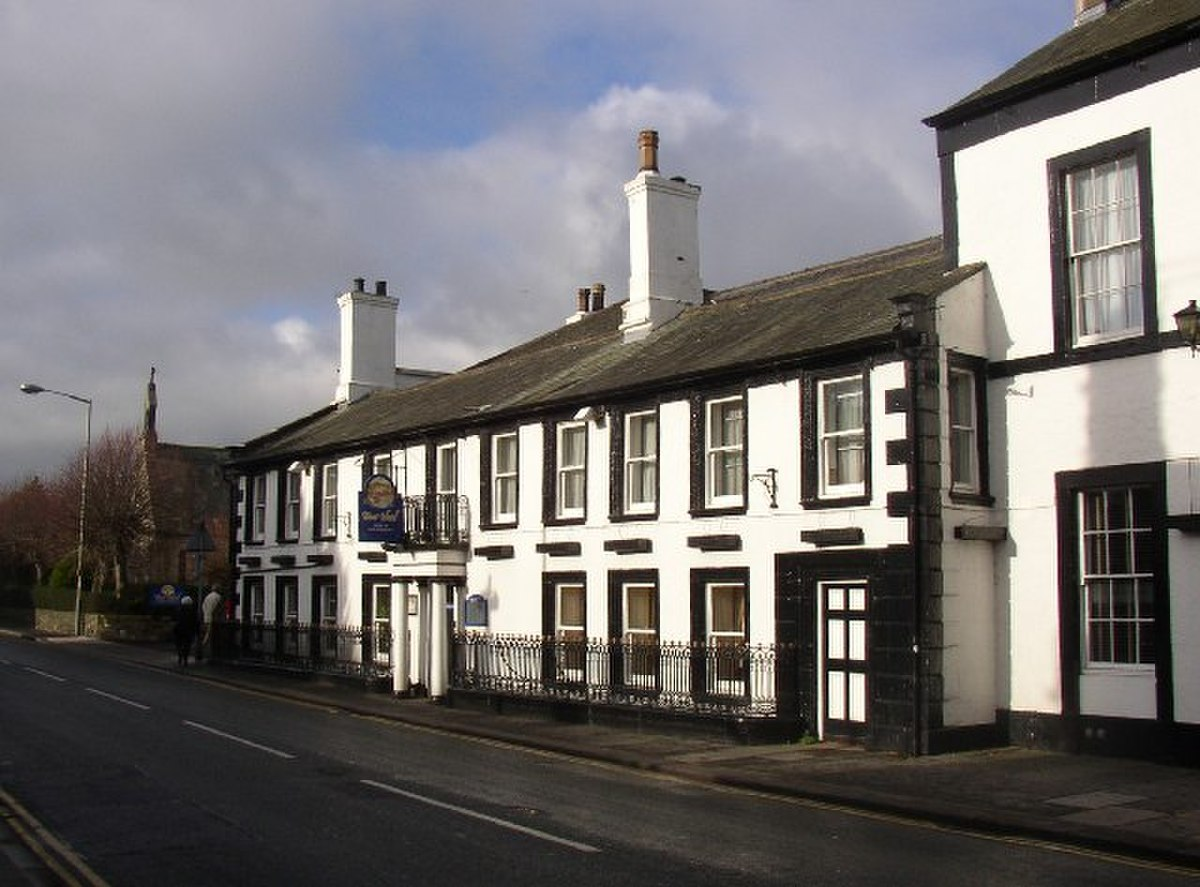 The Trout Hotel, Cockermouth - geograph.org.uk - 86520.jpg