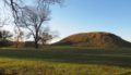 The Twin Mounds (mounds 59 and 60) at Cahokia Mounds.png