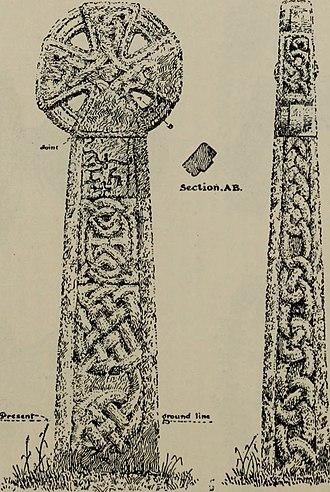 St Columb Major - St Columba's Cross
