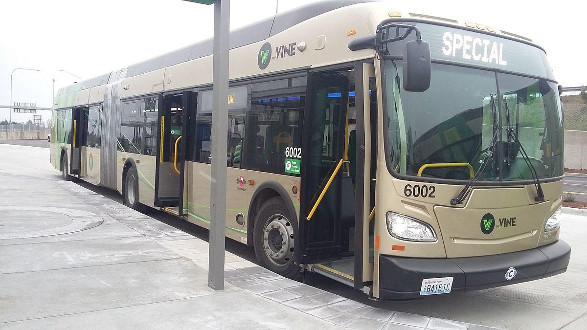 The Vine Bus Rapid Transit Wikipedia