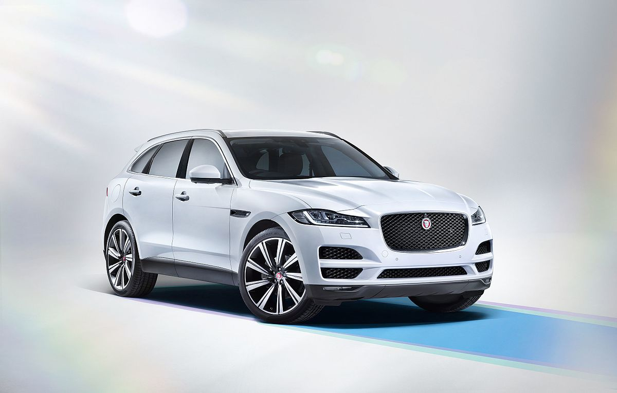 jaguar f pace wikipedia. Black Bedroom Furniture Sets. Home Design Ideas
