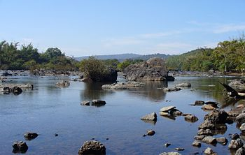 The calm of river kali.jpg
