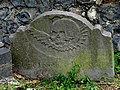 The church of St John the Baptist - C18 headstone - geograph.org.uk - 873376.jpg