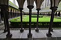 The cloister - Mont St Michel (32079526424).jpg
