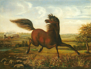 The Neigh of an Iron Horse