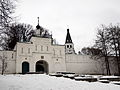 Theodore Stratelates church in Alexandrov, outside 02 (winter 2014) by shakko.JPG