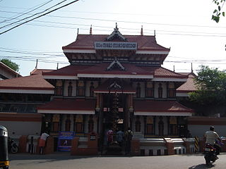 Thiruvambadi Sri Krishna Temple