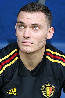 Thomas Vermaelen Belgian association football player (born 1985)