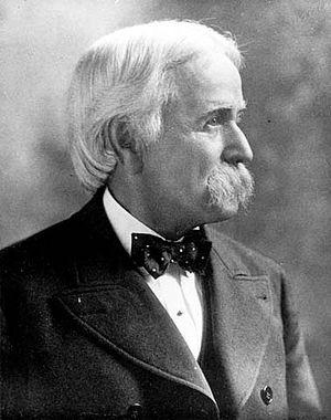 Almon Harris Thompson - Thompson in 1902