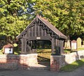 Thornton Curtis - St. Lawrence's church Lych Gate - geograph.org.uk - 275342.jpg