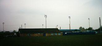 Farsley - Throstle Nest football ground