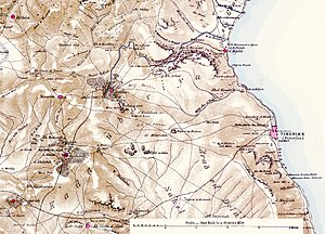 Map Of Tiberias The Full Wiki