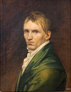 Christian Friedrich Tieck German sculptor