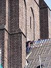 tiel rijksmonument 520655 st.dominicuskerk, restauratie dak
